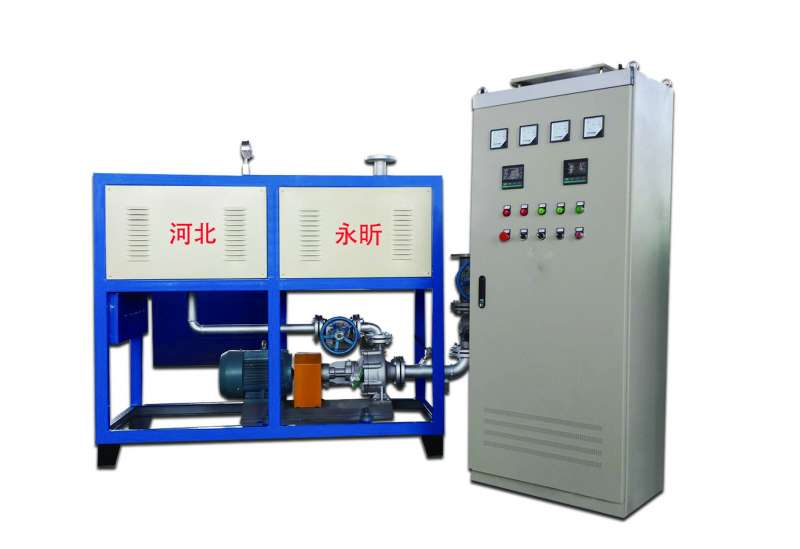 Electrically Heated Conductive Oil Furnace