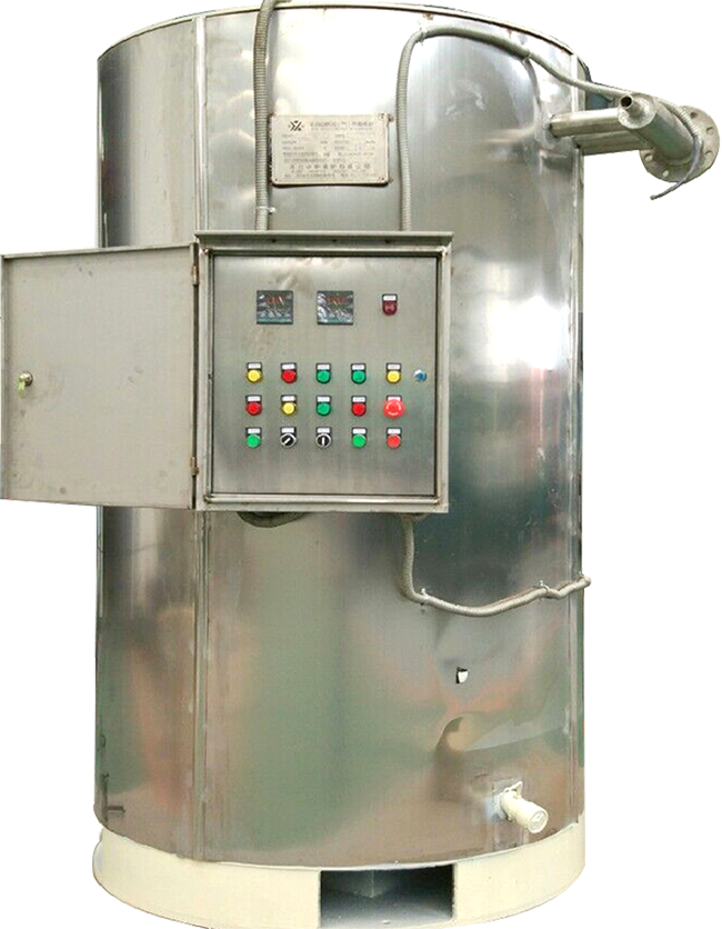 Stainless steel heat-conducting oil boiler